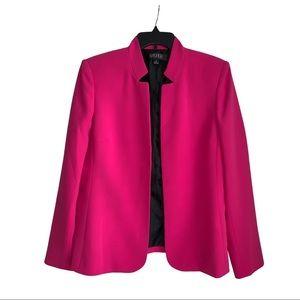 Hot pink Kasper blazer, size 12